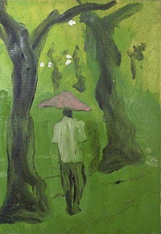 Peter Doig, Savannah, 2004