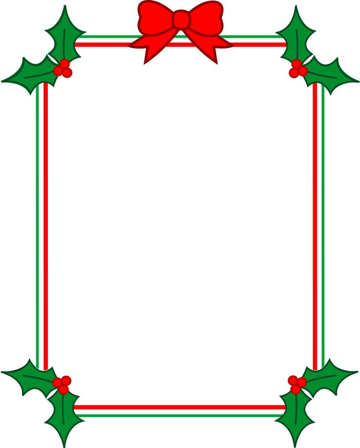 11 best christmas clip art images on pinterest christmas clipart rh pinterest com Free Christmas Clip Art Borders for Invites Christmas Boarder