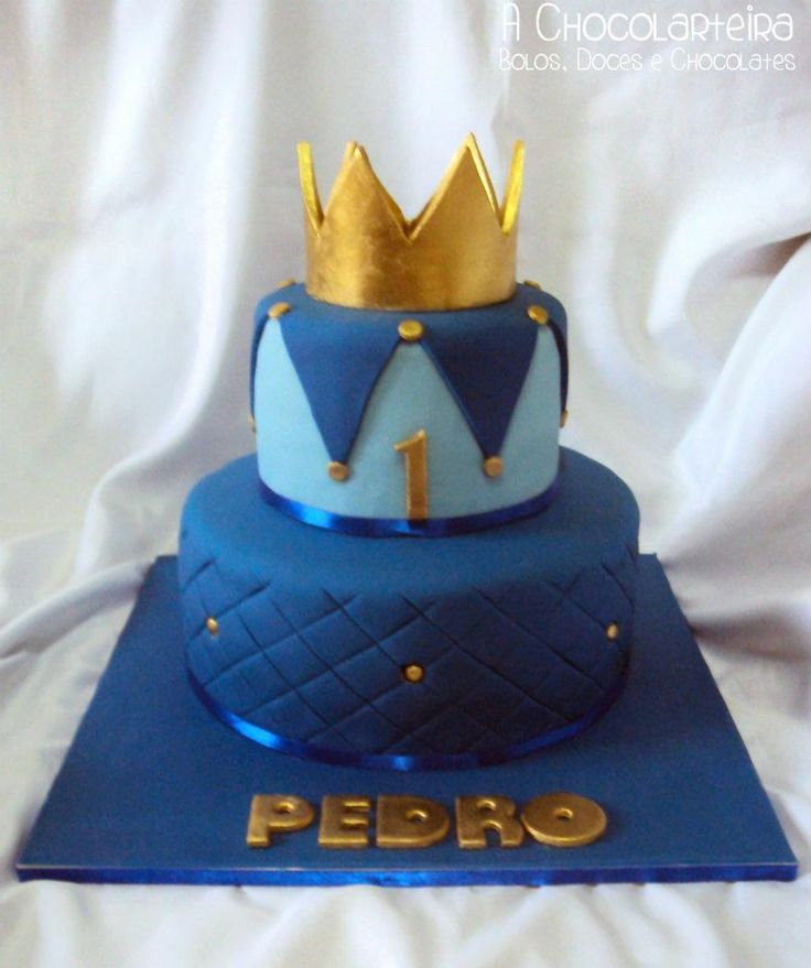 Cake With Crown For Boy : cake crown boy Party Pinterest Crowns, Cakes and Boys