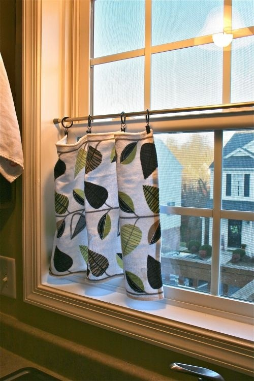 17 Best Ideas About Half Window Curtains On Pinterest Kitchen Window Curtains Bathroom Window