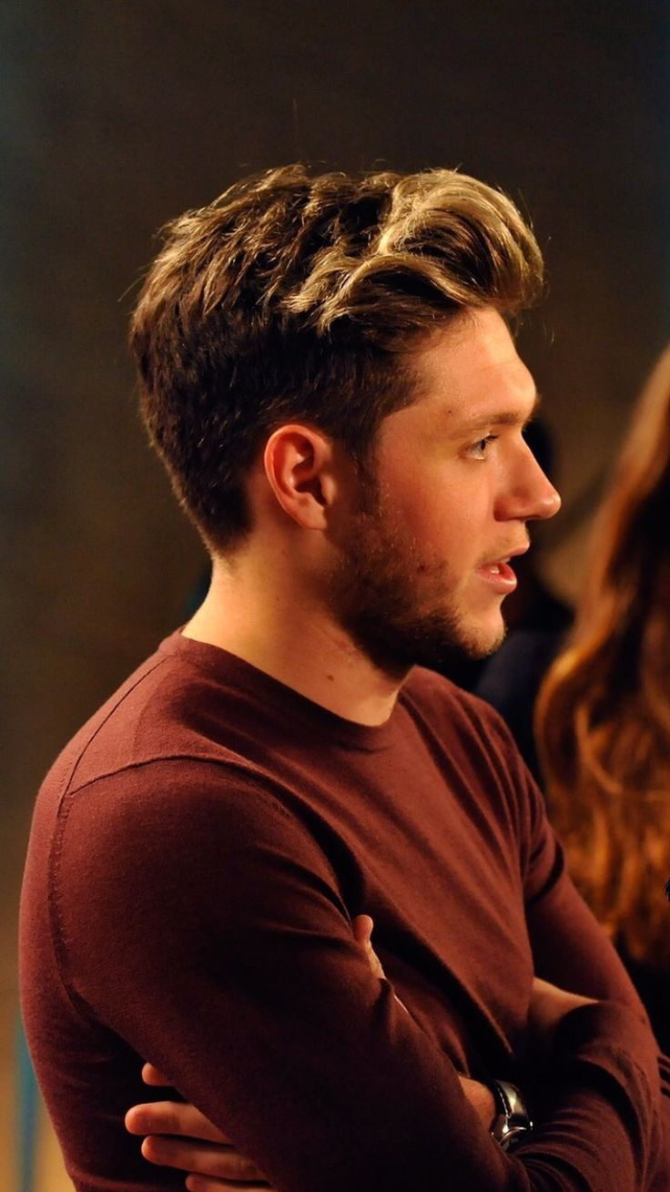 November 14th: Niall at the Jaguar Concept Reveal in LA