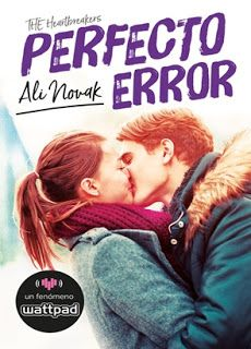 Perfecto error – Ali Novak,Descargar gratis