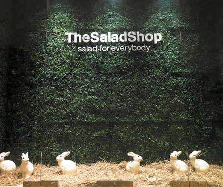 The Salad Shop by Asylum