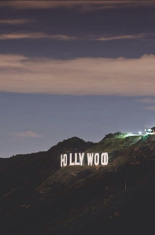 Hollywood California How I Miss You