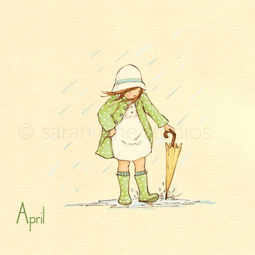 April Showers (Sarah Jane)