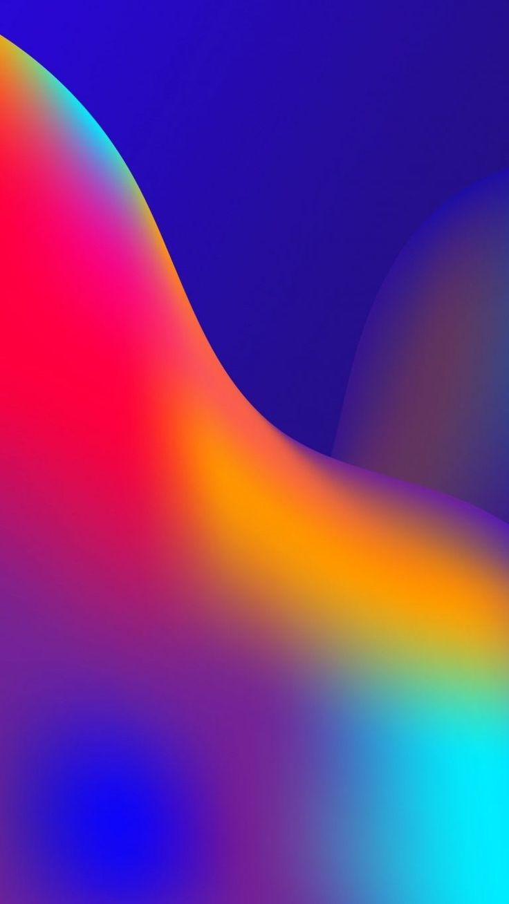 Abstract Gradient iPhone Wallpaper 📱 Free Wallpapers