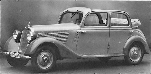 mercedes-benz 170 V cabrio 4-doors W136 - Buscar con Google