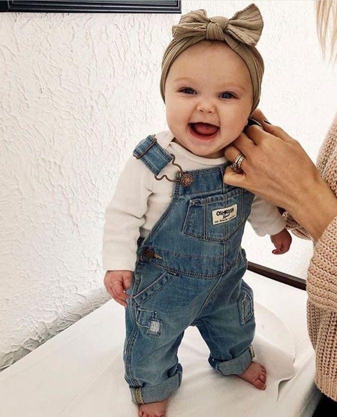 25 der schönsten Mädchennamen, über die alle reden   – Cute baby girl outfits
