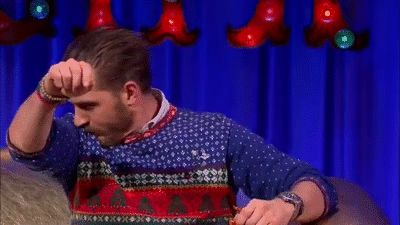 Tom Hardy - Chatty Man (2016)   Season 16 - Christmas special