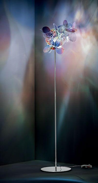 Floor Lamp MILLE BOLLE by Slamp
