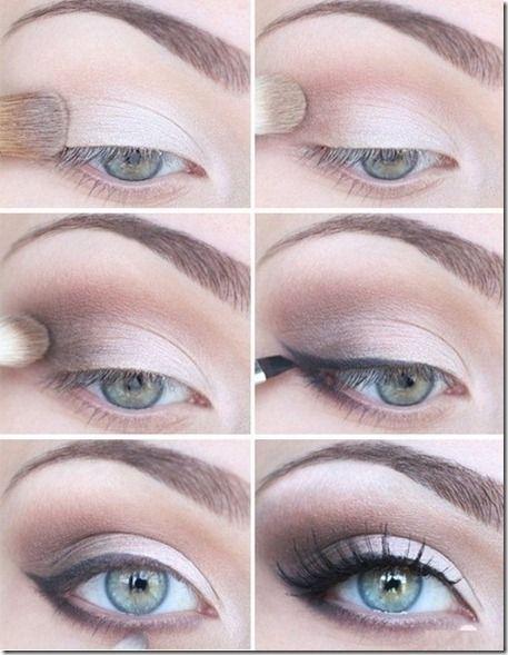makeup sep by step 17