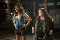 Check out the latest trailer for The Heat starring Sandra Bullock and Melissa McCarthy.