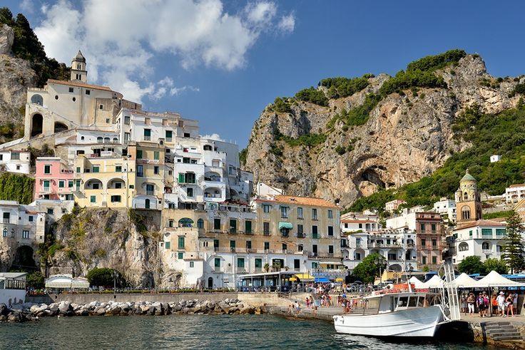 Best town to stay on Amalfi Coast   Amalfi, Campania, Italy