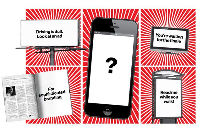The future of Mobile Ads. Terrific look at trends in mobile advertising all entrepreneurs should know about.