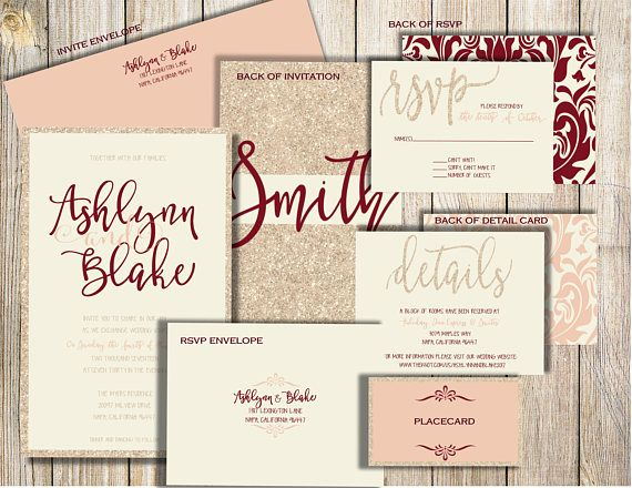 41 Best Glitter Invitations Images On Pinterest | Glitter Wedding  Invitations, Card Stock And Envelopes
