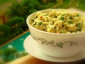 Semolina Upma , a quick fix nutritious snack from the coasts of India
