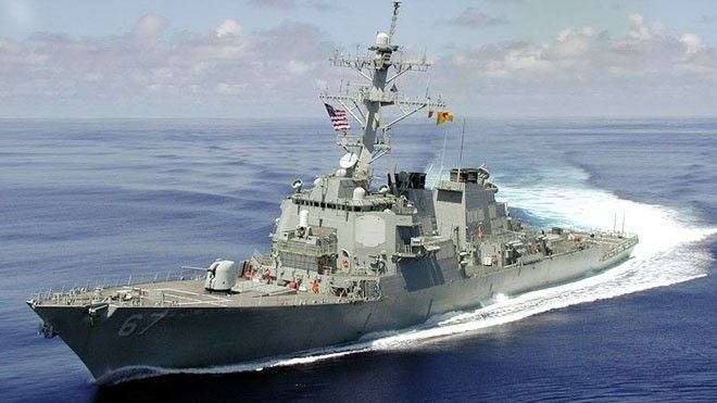 USS Cole patrolling off Yemen after Iran-backed rebels attack Saudi ship | Fox News
