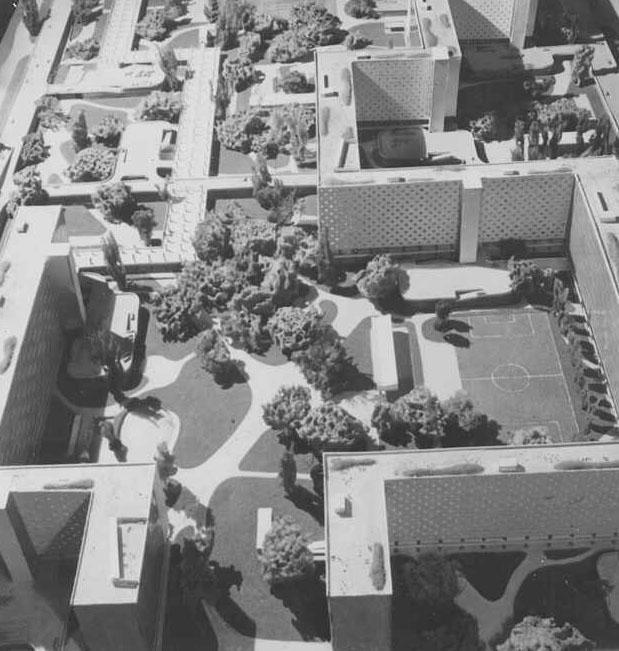 Fondation Le Corbusier  - Accueil - Ville Radieuse