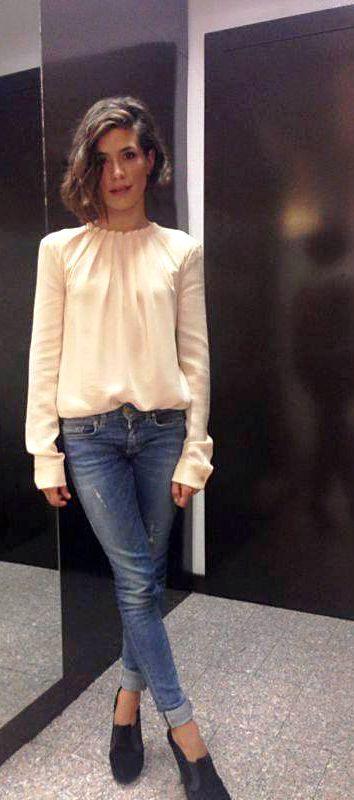 Dondup Jeans - Giulia Michelini