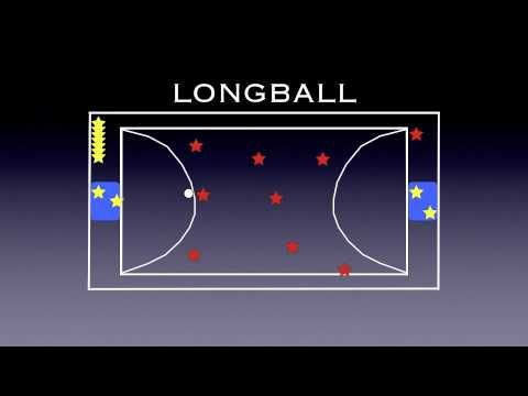 ▶ Physical Education Games - Longball - YouTube