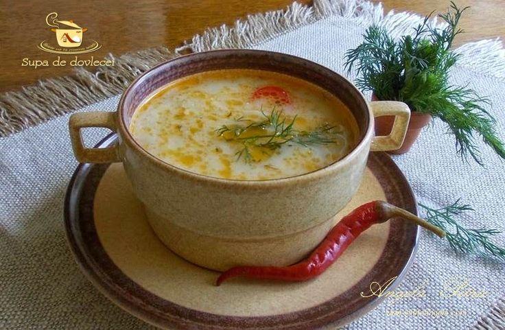 Supa de dovlecei