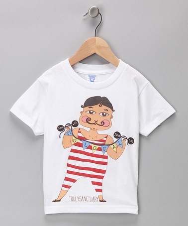 Strongest Man Alive Tee - Infant, Toddler & Kids