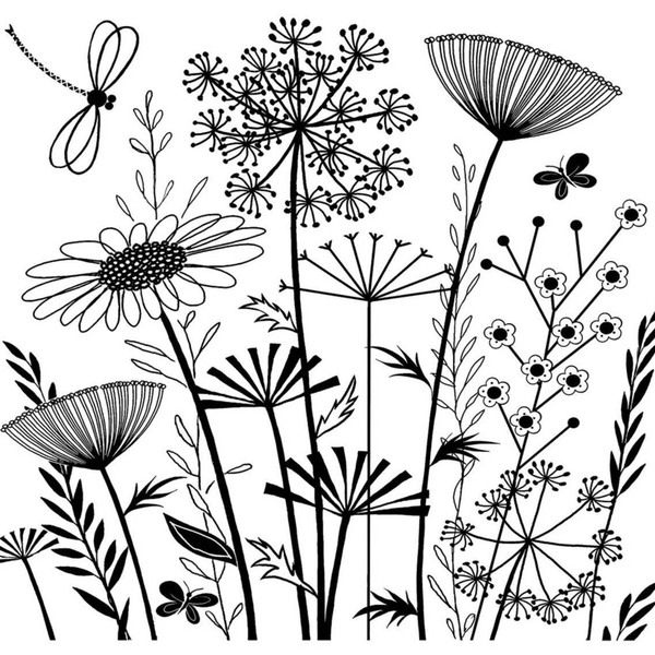 CRAFTY INDIVIDUALS-Unmounted Rubber Stamp. Use these quality red rubber stamps to add an adorable image; design; or phrase to a handmade card; scrapbooking project and more! Just add the stamp to a wo