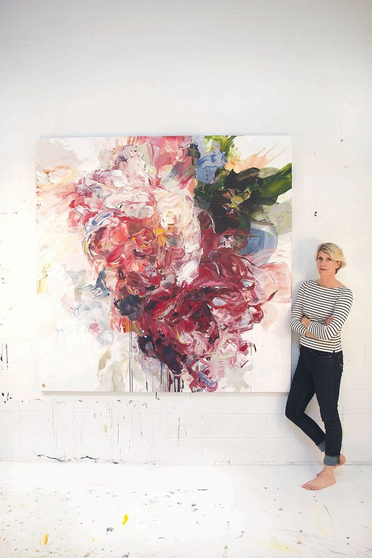 Contemporary | Established | Mid Career Artist | San Francisco | St. Helena | Napa Valley | New Art | Art World | Canada | Bobbie Burgers