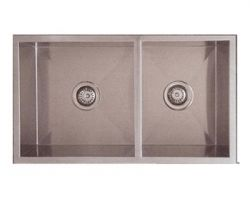 Our #kitchen #sinks are made of 18/10 stainless steel which is above the industry standard.http://www.vizzini.com.au/