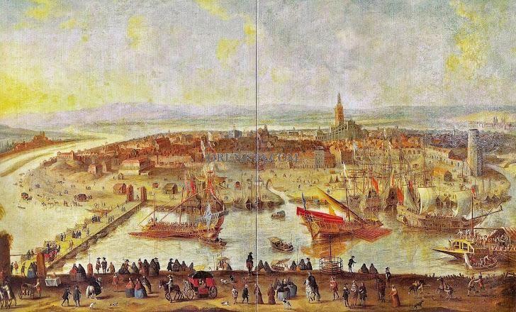 9 de marzo de 1628 - Rogativas por la Flota del Tesoro Español, anticipando la Batalla de la Bahía de Matanzas contra los holandeses bajo Piet Hein (236 + ...