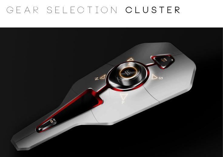 Jaguar HMI design on Behance