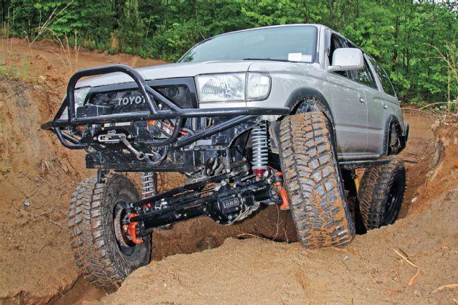 1998 Toyota 4Runner TRD Crawler