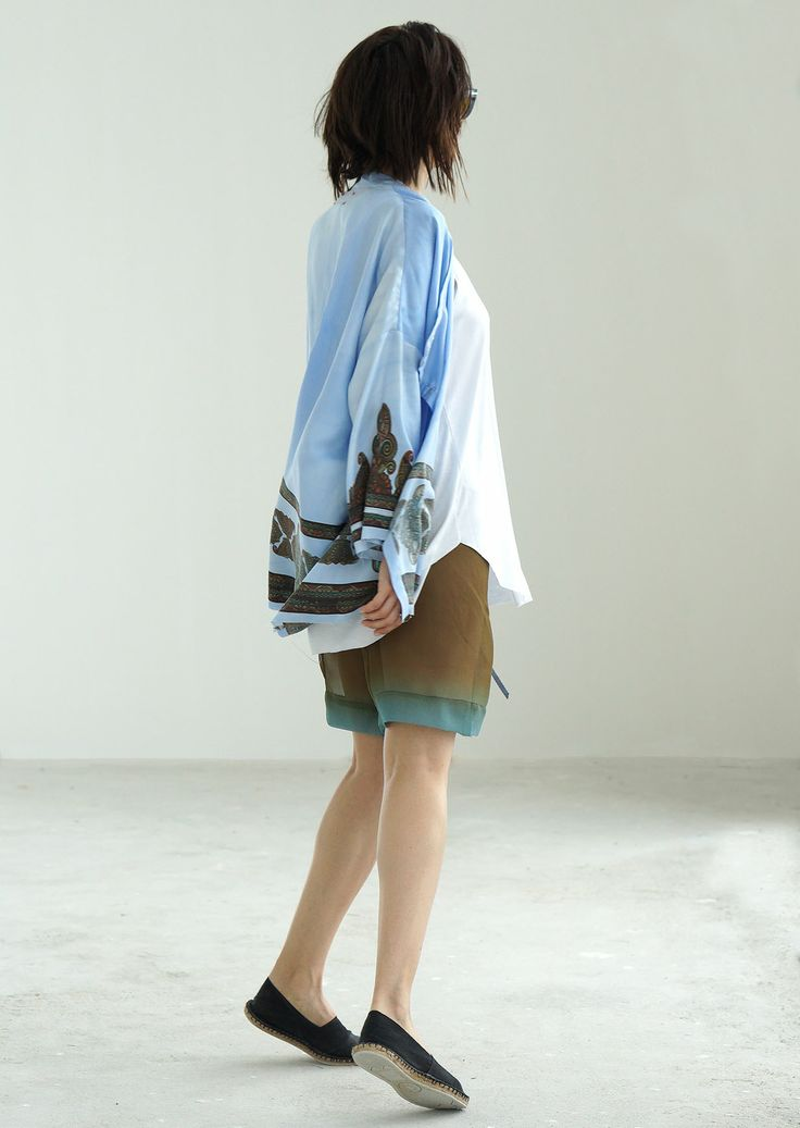 Ombre Short Trousers