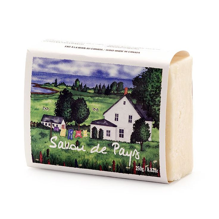 Scrubbing soap, historical laundry soap. A breath of wild fields. Removes deep down stains on clothes and floors. A family tradition passed down from mother to daughter since the early settlers.