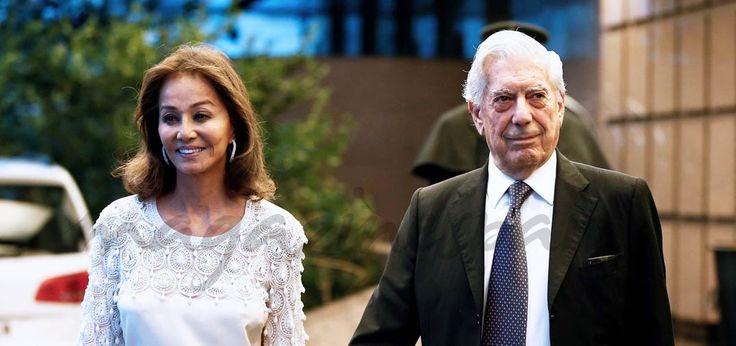 Sin separarse ni un momento de su actual amor, Isabel Preysler, el premio Nobel celebró su 80º cumpleaños, ayer día 28, acompañado de sus amigos. El Hotel Villa Magna de Madrid, fue el lugar elegid…