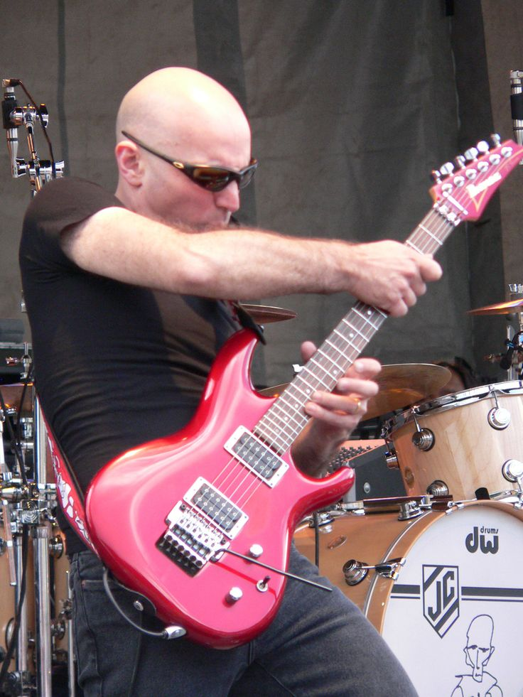 Joe Satriani - Copper Mountain, Colorado 2006