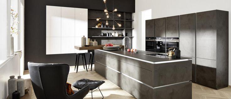 Unsere Küchenwelten | nolte-kuechen.de