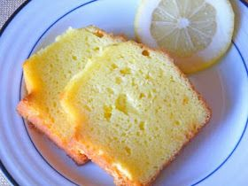 Simply Bella Baby: Lemon Pound Cake