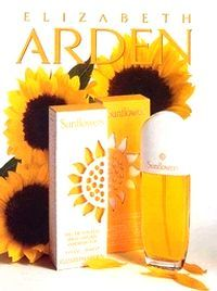 Sunflowers Elizabeth Arden for women