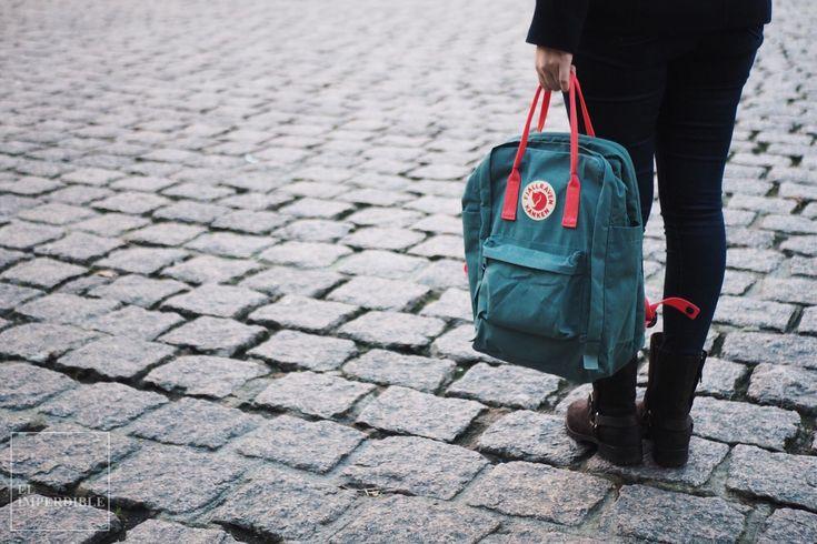 """Si tienes que llevar el portátil contigo los modelos Fjällräven Kanken """"Laptop"""" tienen un compartimento especial en el que va bien protegido. Foto por Asier G. Morato."""