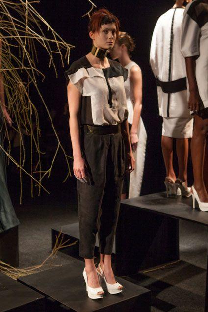 Tiaan Nagel Collections   SA Fashion Week