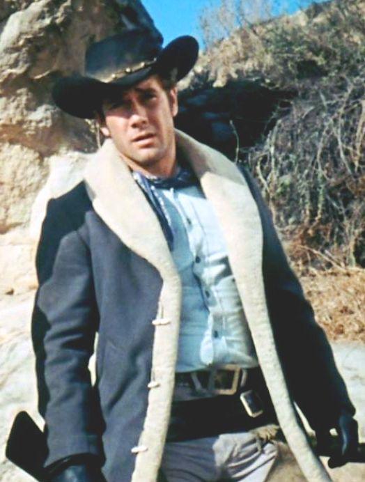 Robert Fuller als Jess Harper