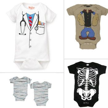 Cute #Halloween onesies for babies!