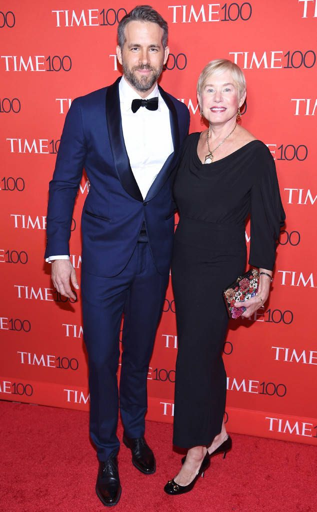Ryan Reynolds and Tammy Reynolds: time-100-gala-2017-red-carpet-arrivals