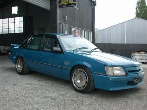 Holden Commodore SS VK Brock