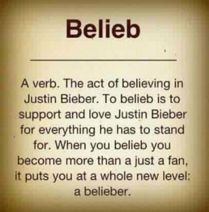 This is why I tell everyone that I'm not a fan, I'm a HUGE belieber, and that I'll here for justin forever.