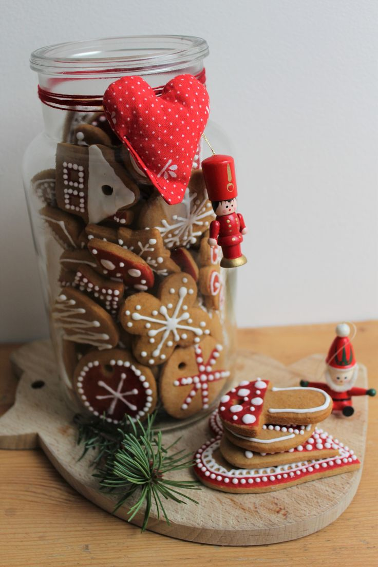 #gingerbread in #glass by #me