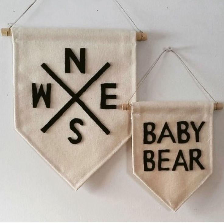 Neutral Minimalistic Baby Nursery