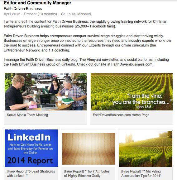 13 best Linked-In Profile images on Pinterest Catherine ou0027hara - magazine editor job description