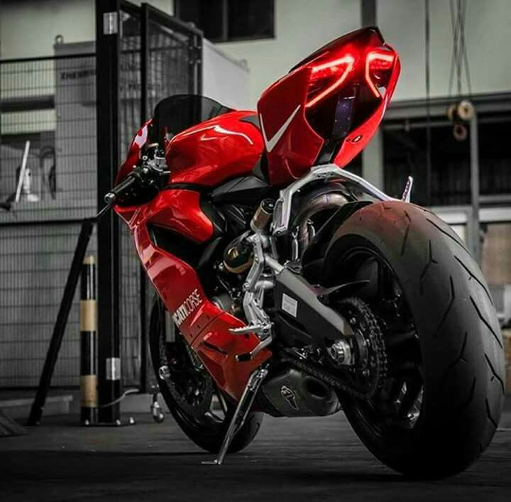 ducati panigale 1299, the superquadro engine will give you 205